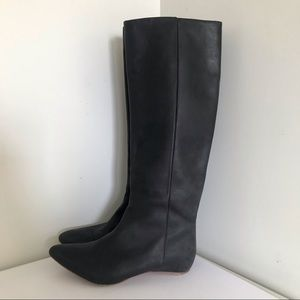 Maison Martin Magiela for H&M leather boots size37